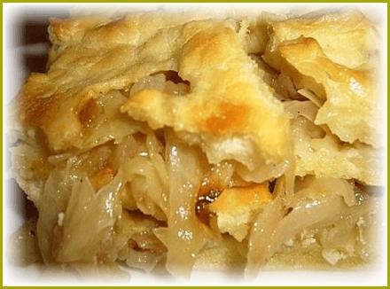 Простой и вкусный пирог с капустой