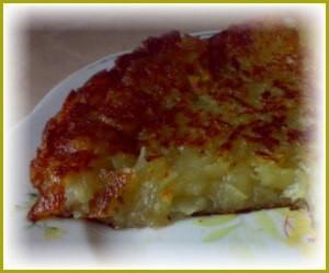 Простые и вкусные картофельные блины