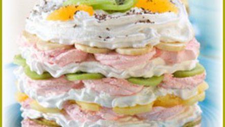 Простой рецепт десерта к 8 марта