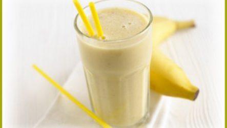 Банановый коктейль + смешное видео