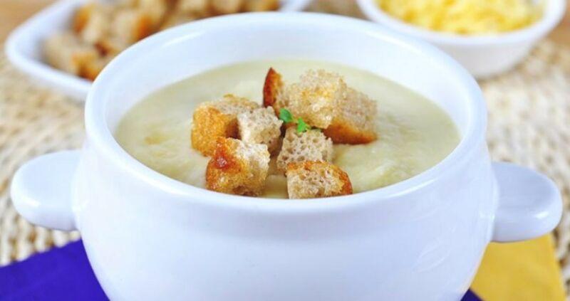 Суп пюре луковый рецепт с фото