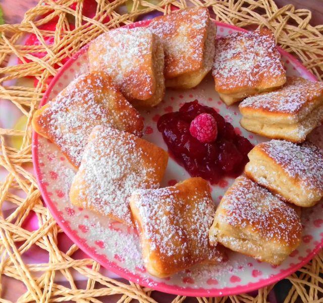 символ картинка украинской простой выпечки кефире готовы
