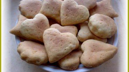 Постное печенье на рассоле