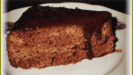 Шоколадный манник – рецепт для занятых