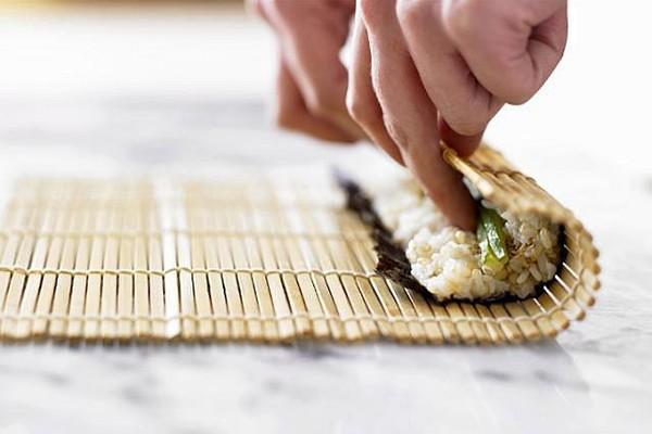 Циновка для суши