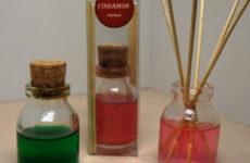 Что представляют собой аромадиффузоры?