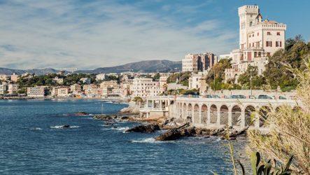 Популярные достопримечательности Генуи