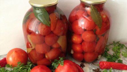 Полезные секреты консервирования помидоров