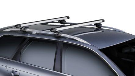 Основные разновидности багажников на крышу автомобиля