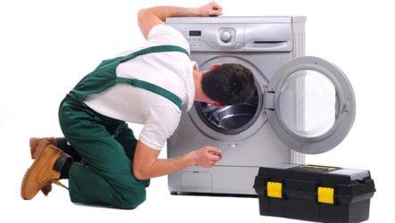 Основные причины выхода из строя стиральной машины