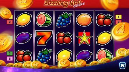 Свойства игрового автомата Sizzling Hot из онлайн казино