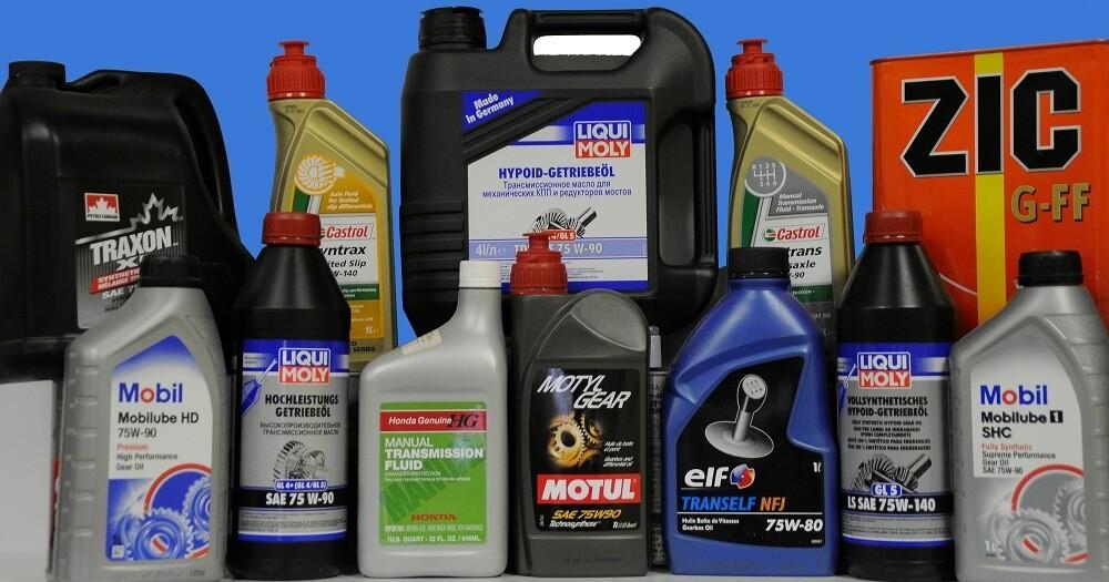 Как выбрать трансмиссионное масло для автомобиля