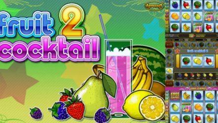 Основные опции слота Fruit Cocktail 2 из казино Х