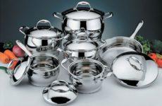 Полезные рекомендации по выбору кастрюли для кухни