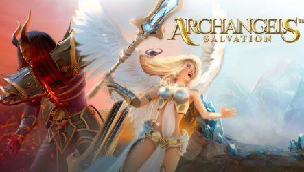 Основные достоинства слота Archangels Salvation из клуба JoyCasino