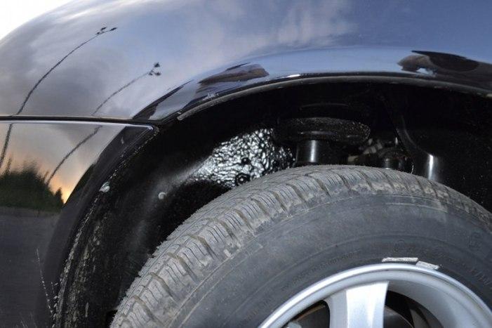 Ключевые защитные функции подкрылков для автомобилей