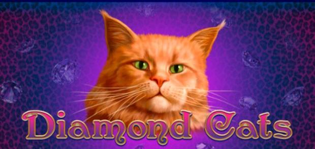 Подробный обзор бесплатного игрового автомата Diamond Cats