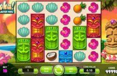 Ключевые свойства игрового автомата Aloha из приложения казино Вулкан