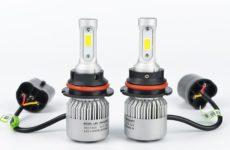 Главные преимущества светодиодных ламп для автомобилей