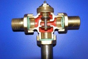 Зачем необходим трехходовой клапан для отопительной системы