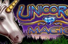 Какими параметрами обладает игровой автомат Unicorn Magic