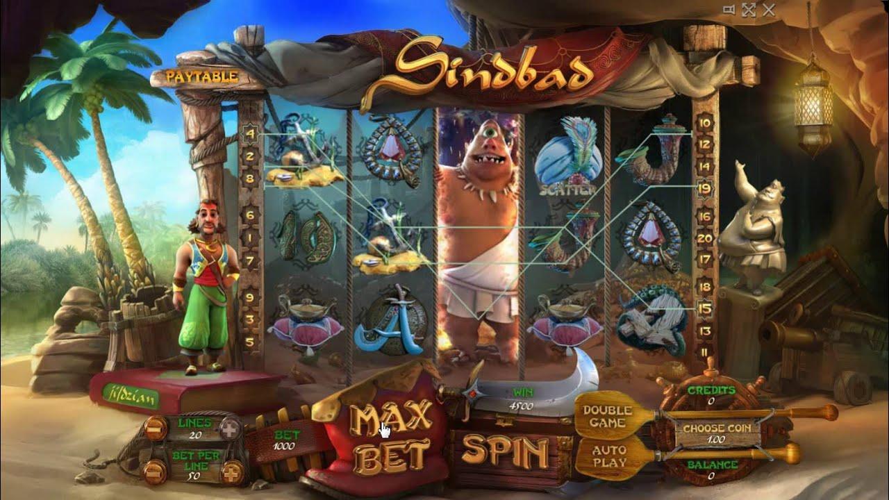 Фаворит sindbad синдбад игровой автомат 2020
