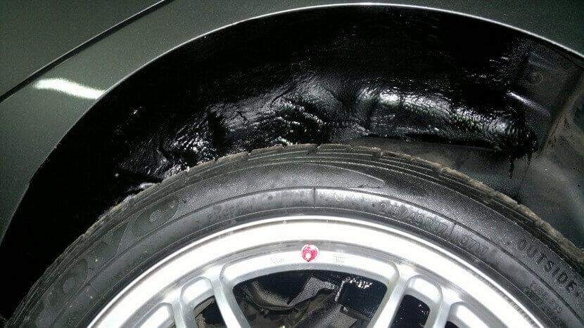 Основные причины для установки подкрылок на автомобиль